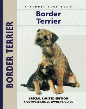Border Terrier (Comprehensive Owners Guides Series) book written by Muriel P. Lee
