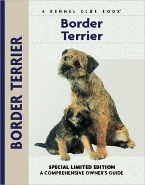 Border Terrier (Comprehensive Owners Guides Series) written by Muriel P. Lee