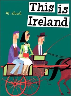 This is Ireland: A Children's Classic book written by M. Sasek
