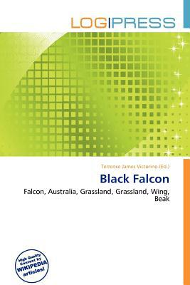 Black Falcon written by Terrence James Victorino