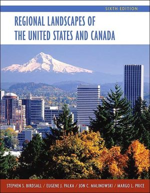 Regional Landscapes of the US and Canada book written by Stephen S. Birdsall
