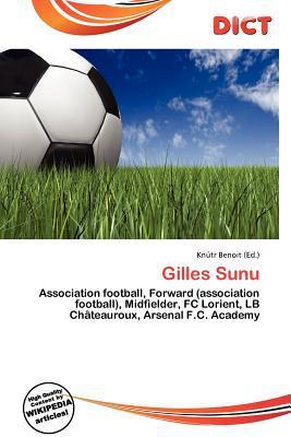 Gilles Sunu written by Kn Tr Benoit