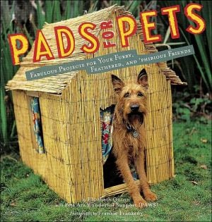 Pads for Pets : Fabulous Projects for Your Furry, Feathered, and 'phibious Friends book written by Elizabeth Quinn, Pets Are Wonderful Support Organization Staff