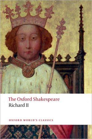 Richard II book written by William Shakespeare