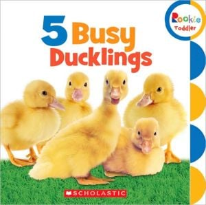 5 Busy Ducklings book written by Children's Press