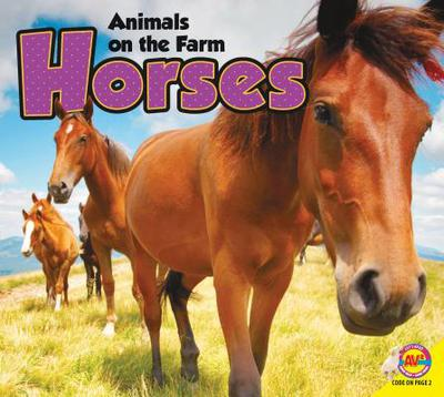Horses book written by Aaron Carr