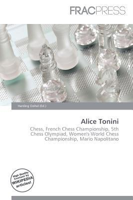 Alice Tonini written by Harding Ozihel