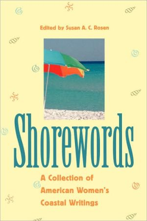 Shorewords book written by Jennifer Ackerman