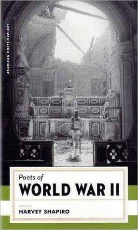 Poets of World War II written by Various