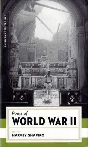 Poets of World War II book written by Various