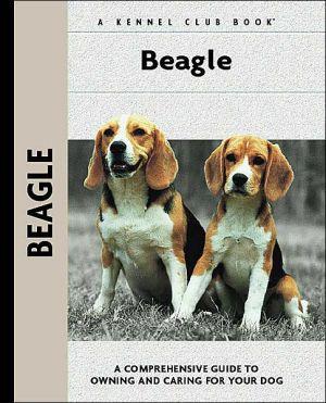 Beagle (Kennel Club Dog Breed Series) book written by Evelyn Elizabeth Lanyon