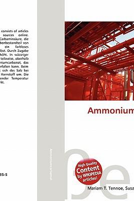 Ammoniumcarbamat written by Lambert M. Surhone