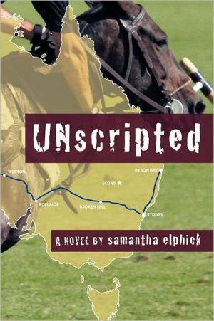 UNscripted book written by Samantha Elphick