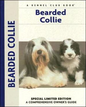 Bearded Collie written by Bryony Harcourt-Brown