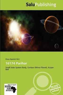 16174 Parihar written by Klaas Apostol