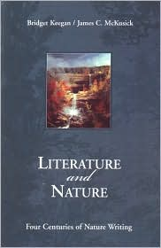 Literature and nature book written by Bridget Keegan and  James C. McKusick