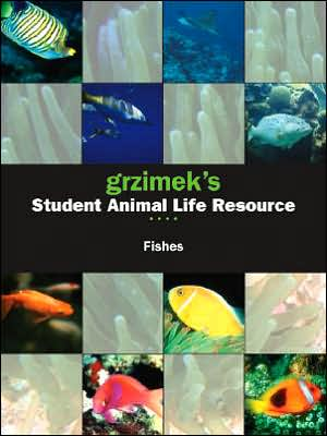 Grzimeks Student Animal Fishes book written by Catherine Allen