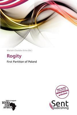 Rogity written by Mariam Chandra Gitta
