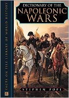 Dictionary of the Napoleonic Wars book written by Stephen Pope