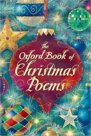 Oxford Book of Christmas Poems book written by Michael Harrison