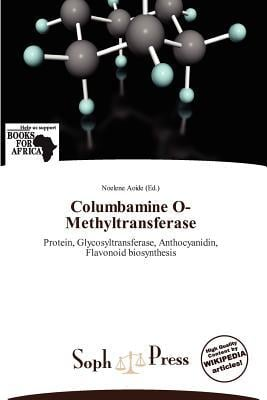 Columbamine O-Methyltransferase written by Noelene Aoide