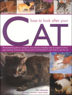 How to Look after Your Cat written by Alan Edwards