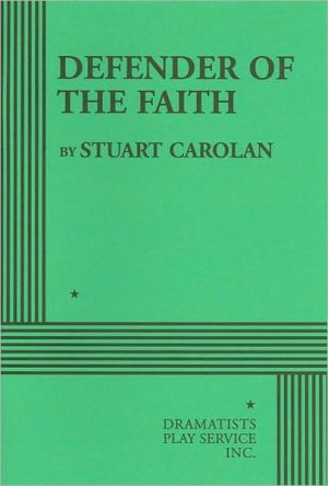 Defender of the Faith book written by Stuart Carolan