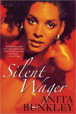 Silent Wager book written by Anita Richmond Bunkley