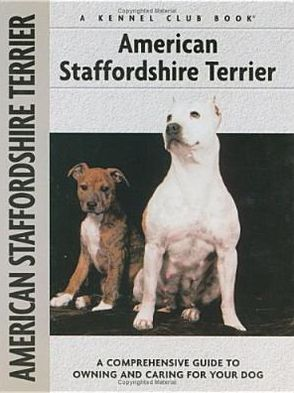 American Staffordshire Terrier (Kennel Club Dog Breed Series) written by Joseph Janish