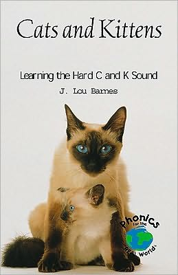 Cats and Kittens book written by J. Lou Barnes