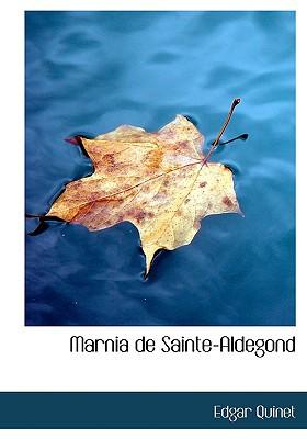 Marnia de Sainte-Aldegond book written by Quinet, Edgar