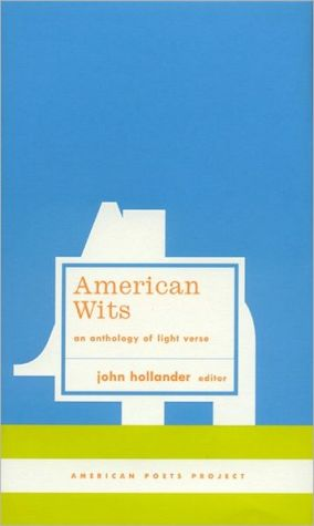 American Wits: An Anthology of Light Verse written by VARIOUS