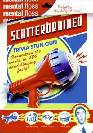 Mental Floss: Scatterbrained written by Editors Of Mental Floss