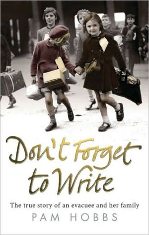 Don't Forget to Write book written by Pam Hobbs