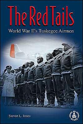 The red tails book written by Steven L. Jones