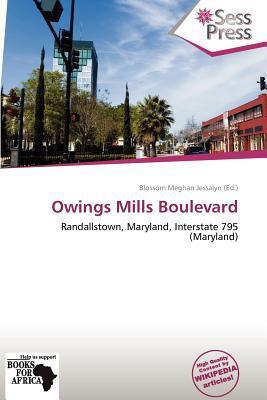 Owings Mills Boulevard written by Blossom Meghan Jessalyn