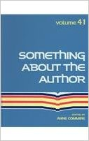 Something about the Author, Vol. 41 written by Anne Commrie