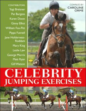 Celebrity Jumping Exercises book written by Caroline Orme