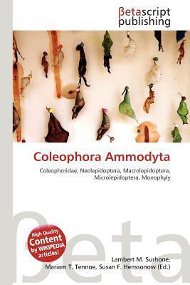 Coleophora Ammodyta written by Lambert M. Surhone