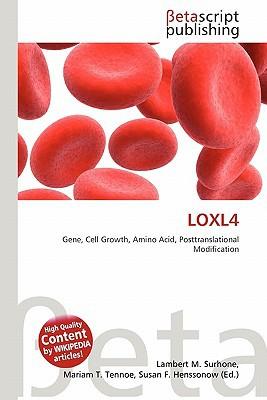 Loxl4 written by Lambert M. Surhone