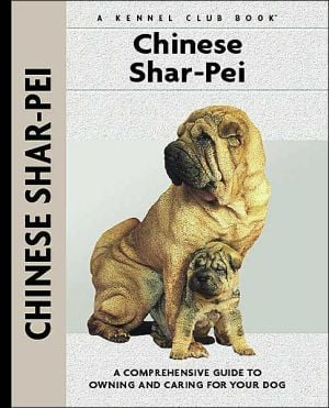 Chinese Shar-Pei (Kennel Club Dog Breed Series) written by Juliette Cunliffe