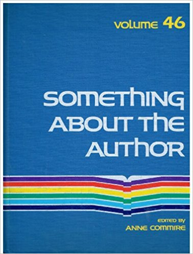 Something about the Author, Vol. 46 book written by Anne Commrie