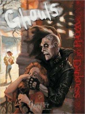 Vampire Ghouls book written by White Wolf Publishing Incorporated