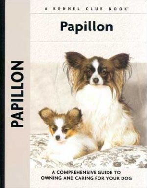 Papillon (Kennel Club Dog Breed Series) book written by F. Michael Truex
