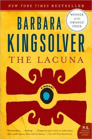The Lacuna book written by Barbara Kingsolver