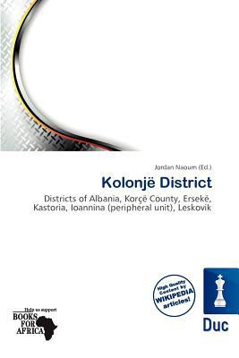 Kolonj District written by Jordan Naoum