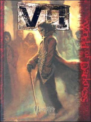Vampire VII book written by Christopher Kobar