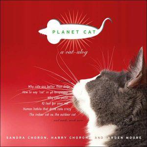 Planet Cat: A Cat-alog book written by Sandra Choron