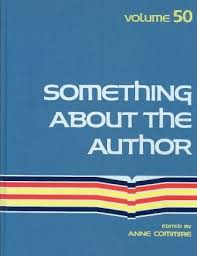 Something about the Author, Vol. 50 written by Anne Commrie