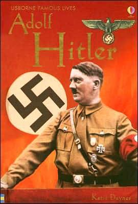 Adolf Hitler book written by Katie Daynes